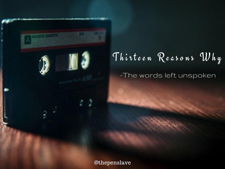 Thirteen Reasons Why Article